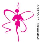 model fairy vector illustration ...   Shutterstock .eps vector #767221579