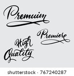 premium and high quality... | Shutterstock .eps vector #767240287