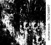 old grunge background black and ... | Shutterstock .eps vector #767248897