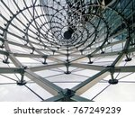 the glass dome in point of view