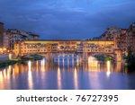Ponte Vecchio  Old Bridge  In...