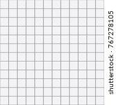 white tiles vector texture. | Shutterstock .eps vector #767278105
