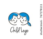 baby children logo