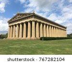 The Parthenon At Centennial...