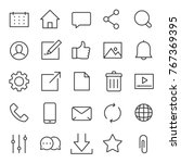 interface icons for the website ...