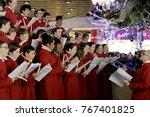 bristol  uk   november 7  2014  ... | Shutterstock . vector #767401825