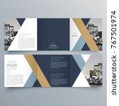brochure design  brochure... | Shutterstock .eps vector #767501974