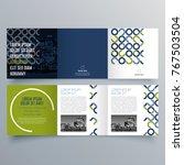 brochure design  brochure... | Shutterstock .eps vector #767503504