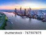 ho chi minh  vietnam dec 01...   Shutterstock . vector #767507875