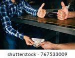 bribe corruption business... | Shutterstock . vector #767533009