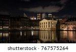 dutch historical parliament... | Shutterstock . vector #767575264
