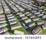 caravan and camping  static...   Shutterstock . vector #767641891