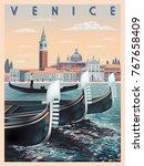 Early Morning In Venice  Italy...