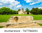 san antonio  texas   may 31 ... | Shutterstock . vector #767786041