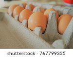 Small photo of uncage eggs cooking omelette good for gym