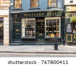 london  november 2017.  a view... | Shutterstock . vector #767800411