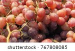 Grapes On The Market