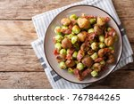 Fried Chestnuts  Brussels...