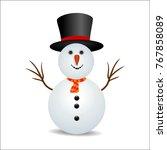 vector illustration of cartoon...   Shutterstock .eps vector #767858089