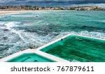 aerial view of sydney bondi... | Shutterstock . vector #767879611