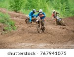 Small photo of MOSCOW, RUSSIA - JULY 1, 2017: 999 Solomatin Nicholas (Solomatin mx) OPEN class-ABCD, in the Velyaminovo Race Weekend 2017, Motopark Velyaminovo, Istrinsky district
