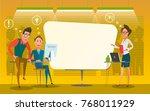 vector illustration of group of ...   Shutterstock .eps vector #768011929