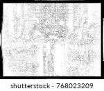 scratch grunge urban background.... | Shutterstock .eps vector #768023209