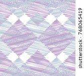 seamless geometric pattern.... | Shutterstock .eps vector #768065419