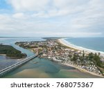 Aerial View Of Bridge...