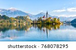 Lake Bled Slovenia. Beautiful...