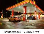 russia  moscow. september 15 ... | Shutterstock . vector #768094795