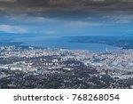 geneva switzerland lake | Shutterstock . vector #768268054