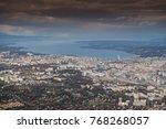 geneva switzerland lake | Shutterstock . vector #768268057