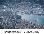 geneva switzerland lake | Shutterstock . vector #768268207