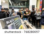 thessaloniki  greece   november ...   Shutterstock . vector #768280057