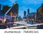 montreal  canada _ december 3 ... | Shutterstock . vector #768281161