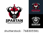 sports logo template with... | Shutterstock .eps vector #768305581