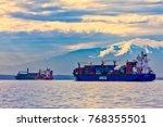 thessaloniki  greece   december ... | Shutterstock . vector #768355501