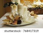 Christmas Decoration   White...