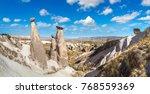 three graces  three beautifuls  ... | Shutterstock . vector #768559369