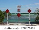 geiger key  key west   fl  ... | Shutterstock . vector #768571435