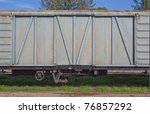 Vintage Railroad Container...