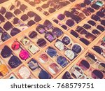 sunglasses fashion shopping... | Shutterstock . vector #768579751