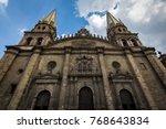 catedral de guadalajara   Shutterstock . vector #768643834