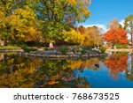 cook park orange n.s.w.... | Shutterstock . vector #768673525