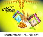 vector illustration of a banner ...   Shutterstock .eps vector #768701524