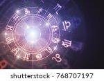 Creative Glowing Astrologic...