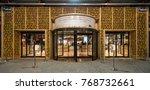 bologna  italy   circa december ... | Shutterstock . vector #768732661