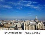 italy   milan   november 22... | Shutterstock . vector #768762469