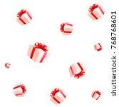 vector seamless texture of... | Shutterstock .eps vector #768768601